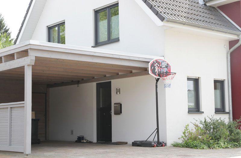 Carports Die Alternative Zur Garage Brandle Baustoff Fachhandel